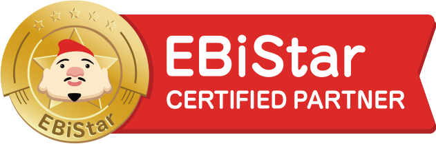 EBiStar CERTIFIED PARTNER